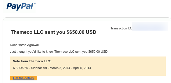 PayPal money How A Single Blog Comment Made $650 For Me & Takeaway For You