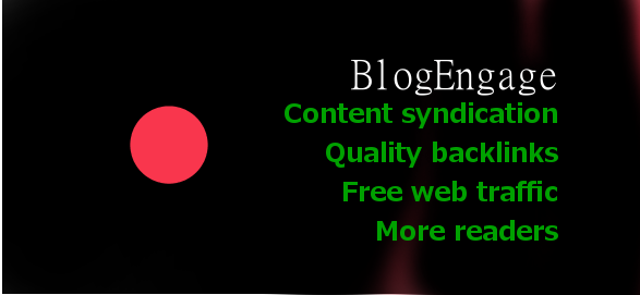 blogengage blogging tool