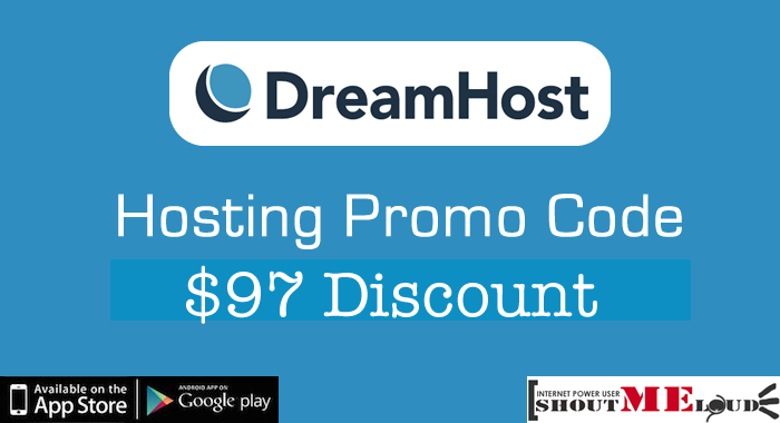 DreamHost Hosting Promo Code: $97 Discount November 2015