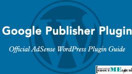 Google Publisher Plugin : Official AdSense WordPress Plugin Guide