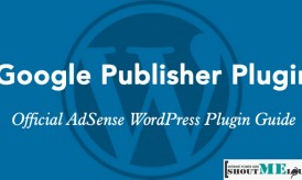 Google Publisher Plugin : Official AdSense WordPress Plugin Guide