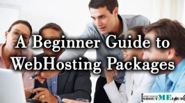A Beginner Guide to WebHosting Packages