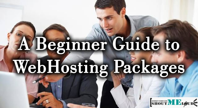 Guide to WebHosting Packages