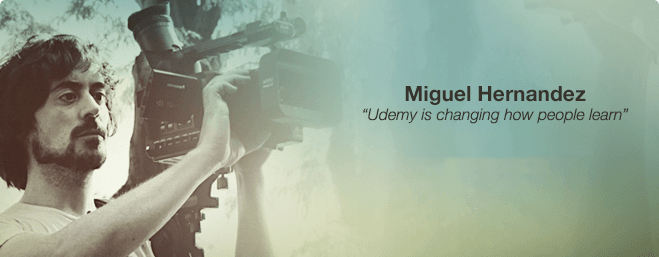 Miguel Hernandez Udemy