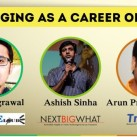 Blogging As Career Option in India [Video Discussion]