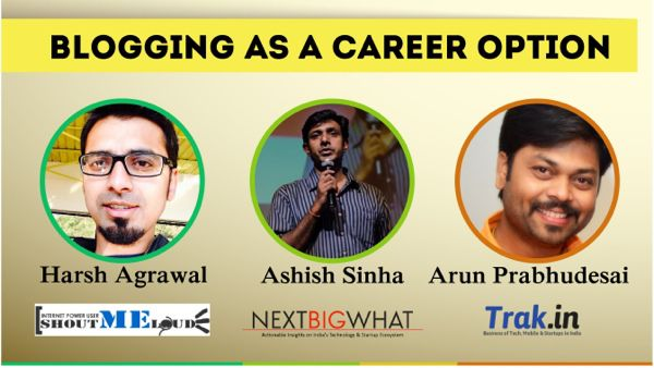 Career in Blogging in India Blogging As Career Option in India [Video Discussion]