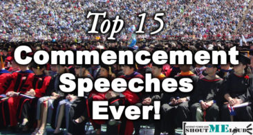 Get Inspired: Top 15 Commencement Speeches Ever!