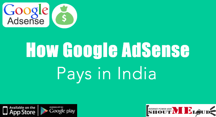How Google AdSense Pays in India? EFT or Cheque