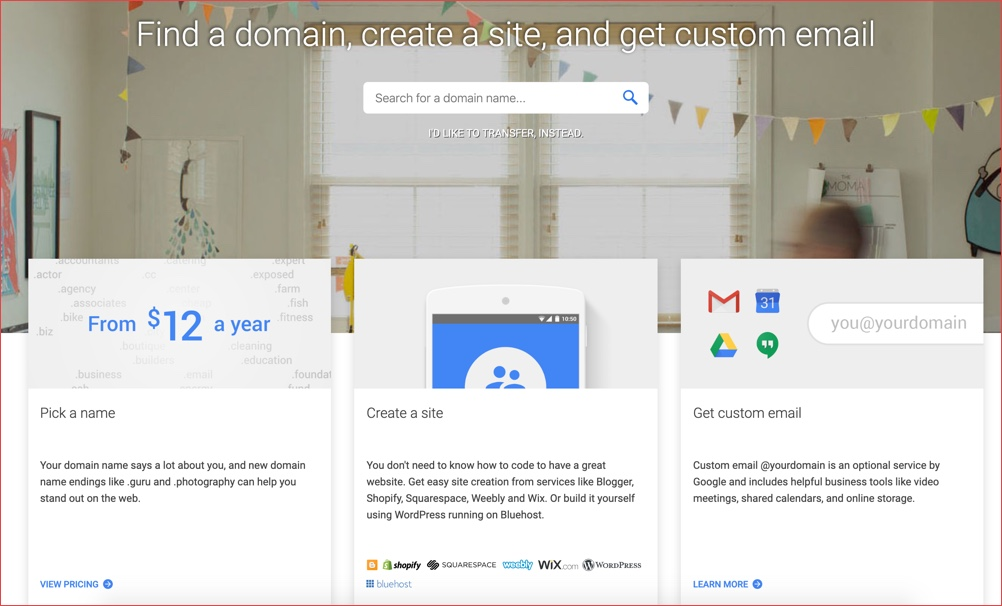 Google Domains : Every Thing You Need To Know