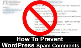 How To Prevent WordPress Spam Comments With Smartness And Plugins