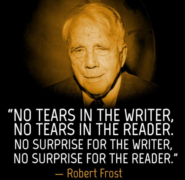 Robert Frost 10 Things Creative Writing Can Teach You About Blogging Better
