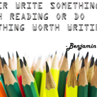 10 Things Creative Writing Can Teach You About Blogging Better