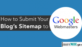 How to Submit Your Blog's Sitemap to Google Webmaster Tool