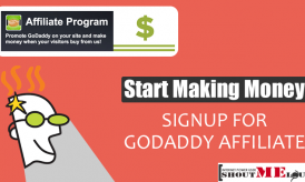 How to Signup for Godaddy Affiliate & Start Making Money