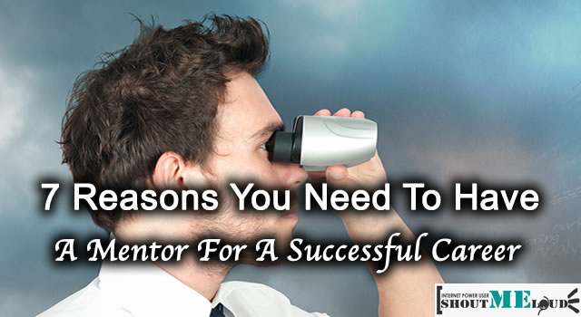 Mentor For A Successful Career