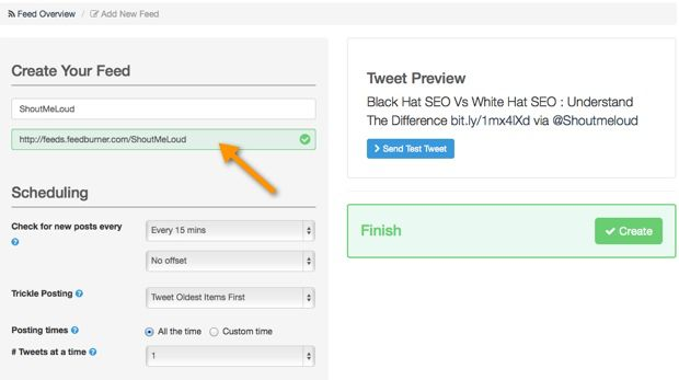 Twibble.io  Twibble : Auto Tweet Posts Via RSS Feed with Featured Post Image