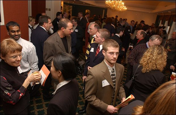 people networking event 7 Reasons You Need To Have A Mentor For A Successful Career