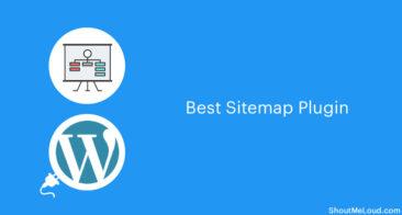 3 Best Sitemap Plugin For Your WordPress Blog