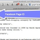 How To Find Facebook Application ID & Admin ID of the Fan Page