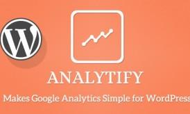 Analytify : Best Google Analytics WordPress Dashboard Plugin