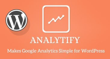 Analytify : Best Google Analytics WordPress Dashboard Plugin