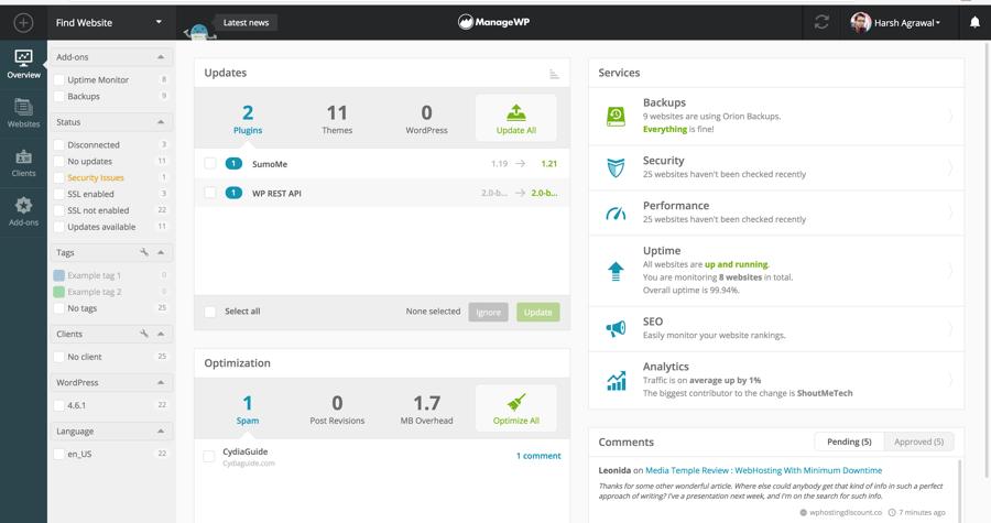 managewp-dashboard