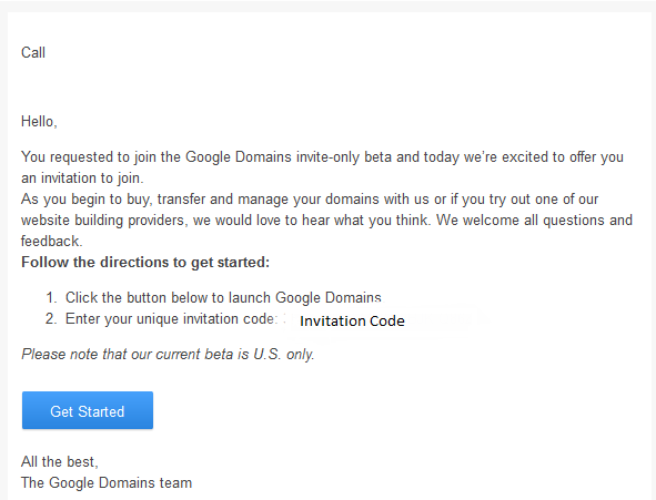 Interesting Hack To Buy Domains From Google Domains OutSide U.S