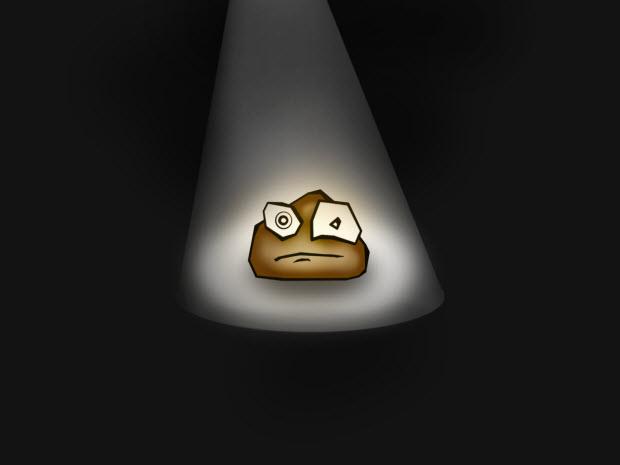 Spotlight_Turd