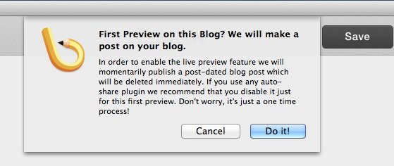 preview post on blogo