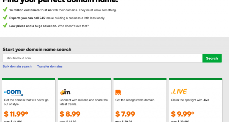 How An Affiliate Network Mistake is Making GoDaddy Lose Business From NameCheap