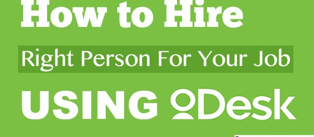 How to Use UPWork to Hire Freelancers for Your Online Tasks