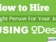 How To Use ODesk To Hire Freelancer for Your Online Tasks