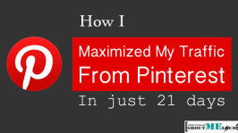 Find out How I Used Pinterest To Drive Traffic To Website in just 21 days