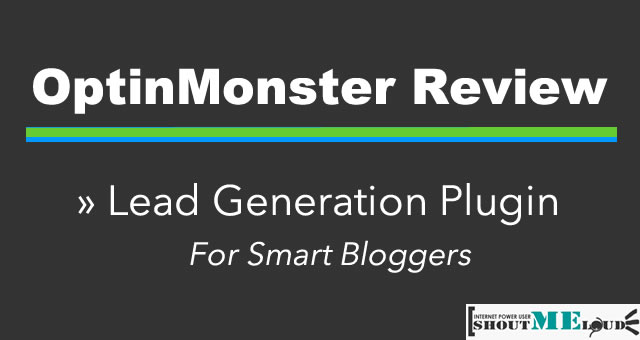 Lead Generation Plugin For Smart Bloggers