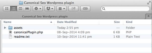 Submit WordPress plugin