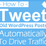 Tweet Old WordPress Posts 150x150