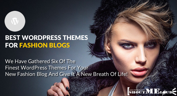 WordPress Themes For Fashion Blog
