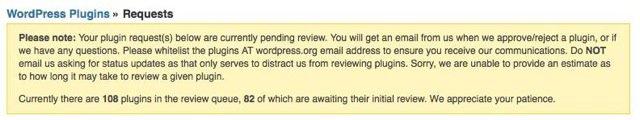 plugin pending review