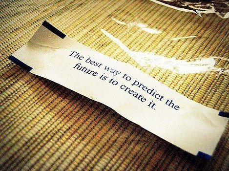 Create your blogging future