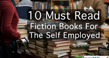 10 Must Read Fiction Books For The Self Employed