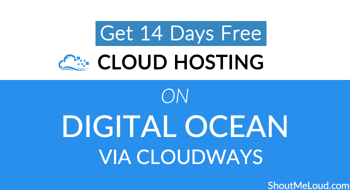 Free Cloud Hosting on Digital Ocean