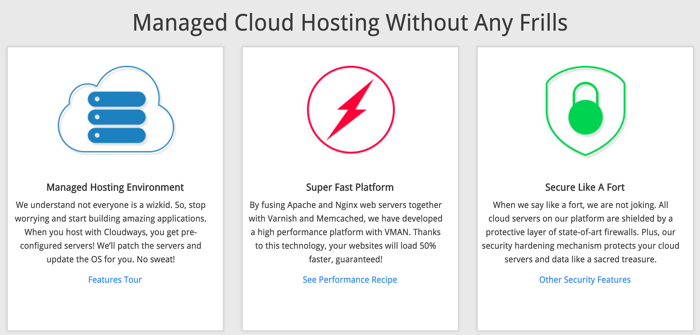 Cloudhosting ThanksGiving sale