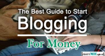 The Mega Guide To Start Blogging for Money