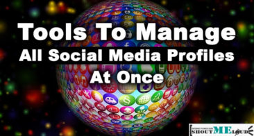 7 Tools To Manage All Social Profiles At One Place