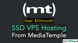 MediaTemple Special Promo: 1 Month VPS $10 With SSD Storage