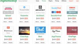MyThemeShop WordPress Theme BlackFriday Deal: $9 Premium Theme