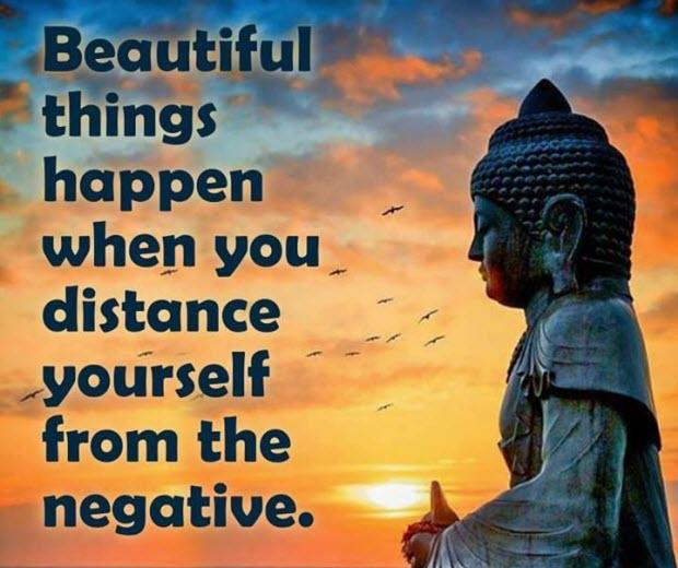 Negativity quote
