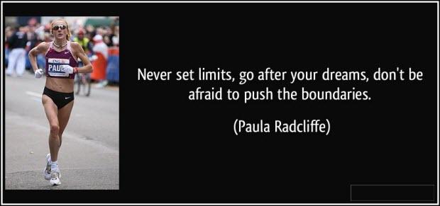 Push your boundaries