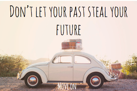 let go off your Past