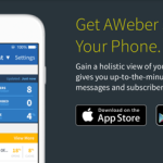 Atom & Aweber Stats : 2 Email-Marketing Mobile App From Aweber